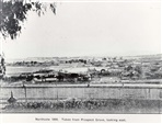image - photo - View east over Northcote from Prospect Grove